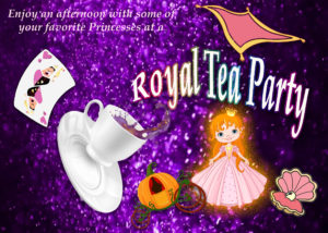 Royal Tea: A Party for Princesses and Knights @ Upper Dublin Township Building  | Fort Washington | Pennsylvania | United States