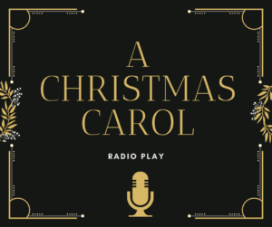 Auditions for A Christmas Carol @ ONLINE
